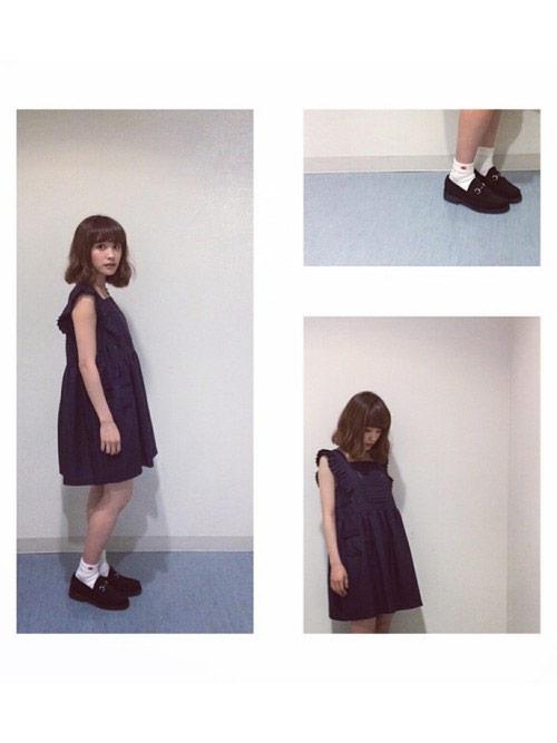 二次会のドレス・ワンピースの参考コーディネート画像4