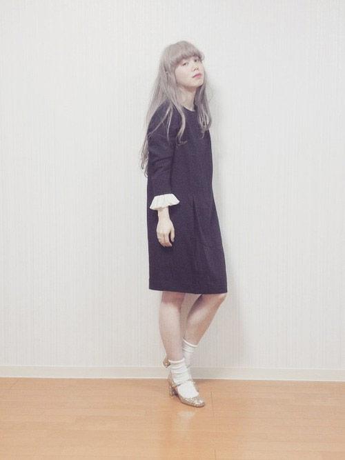 二次会のドレス・ワンピースの参考コーディネート画像3