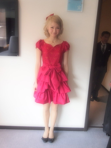E-Girls Amiさんのドレスコーディネート