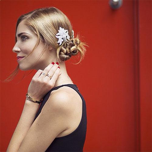 Chiara Ferragni キアラ・フェラーニのドレススタイル2