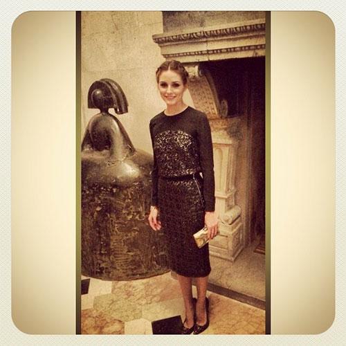 Olivia Palermo オリビア・パレルモのドレススタイル4