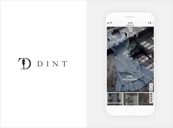 DINT(ディント)のサイトイメージ