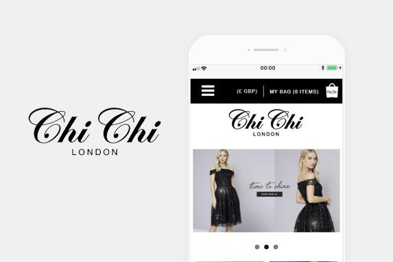 Chi Chi London(チチロンドン)のサイトイメージ